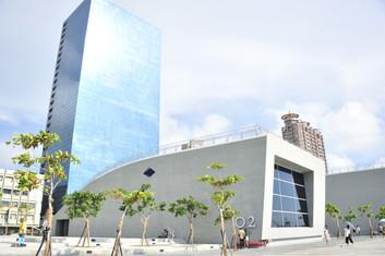 高雄光榮碼頭-海洋文化及流行音樂中心