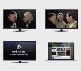 no8 - TELEVISION / BRAND / WEBSITE