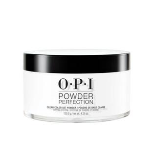 OPI Powder Perfection