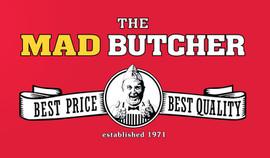 THE MAD BUTCHER - REBRAND