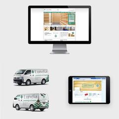 LUNDIA - WEB / ADVERTISING / BRANDING