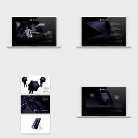 BLUNT - BRAND / WEBSITE / PRINT