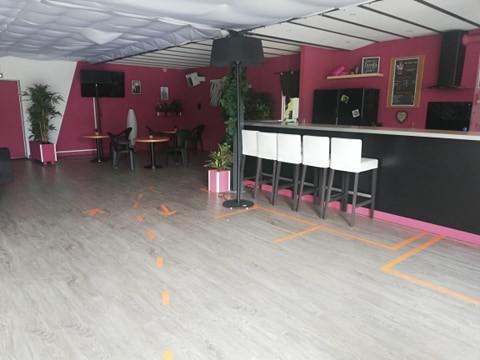 L'accueil de Pole Dance Centre