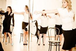 cours de pole dance orléans