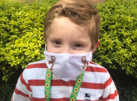Como fica o uso obrigatório de máscara para os autistas?