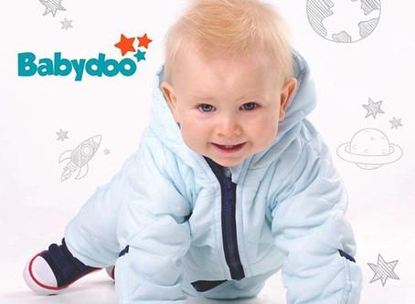 Bebê Protegido e Confortável  com Babydoo