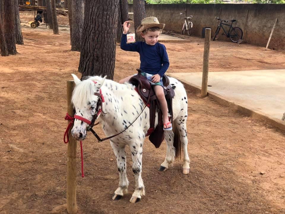 Passeio de Cavalo em Caldas Novas - GO