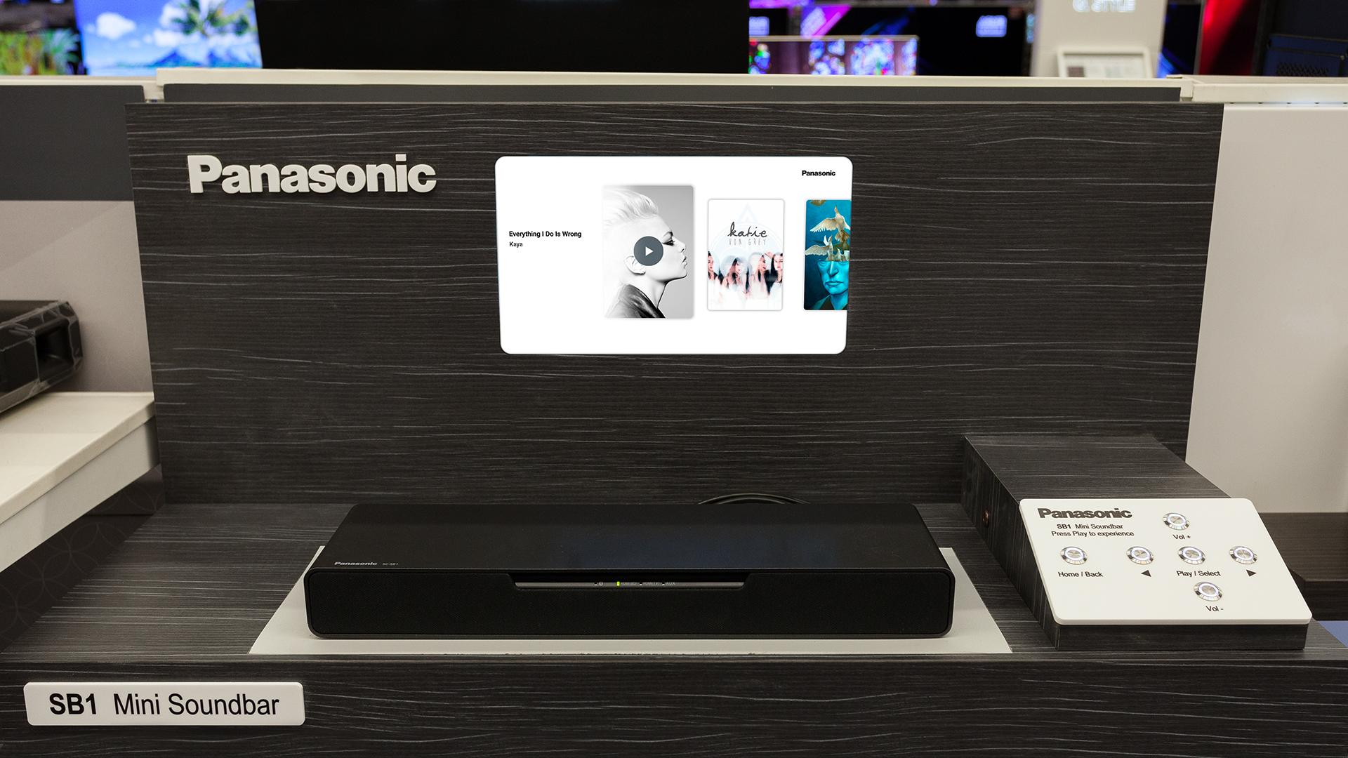 Panasonic - SB1