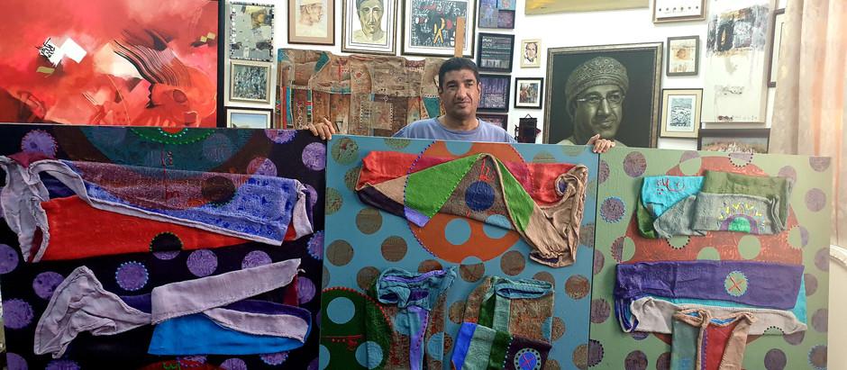 Moosa Omar   Dreamy Beginnings & An Artistic Adventures