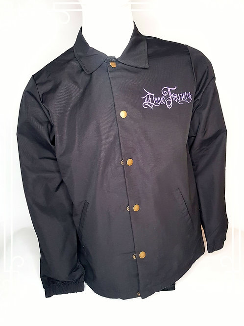 Que Fancy  wind breaker rain coat