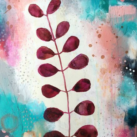 Inky Botanical