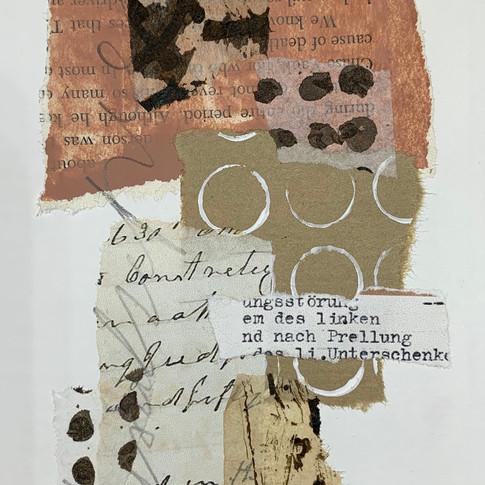 original paper-collage