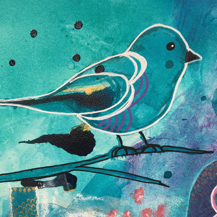 Inky Bird