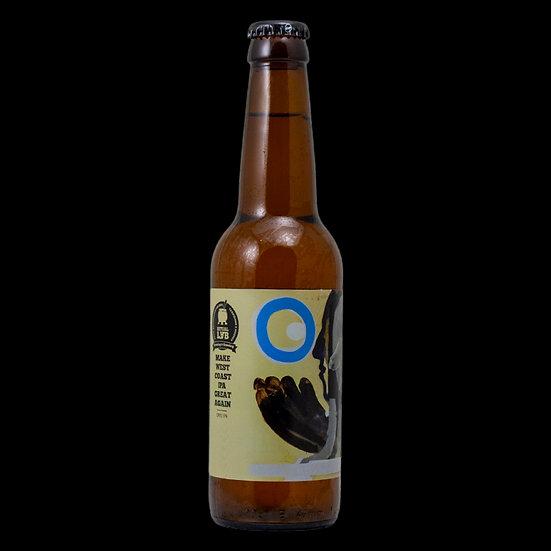 Ritual Lab Make West Coast Ipa Great Again Bottiglia 33cl