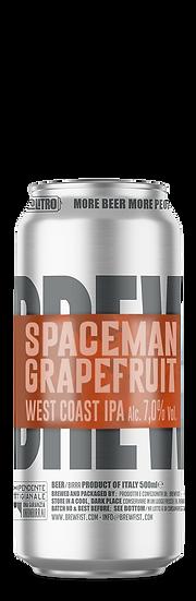 Brewfist - Spaceman Grapefruit Lattina 50cl.