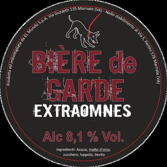 Extraomnes Bière de Garde Bottiglia Cl.33