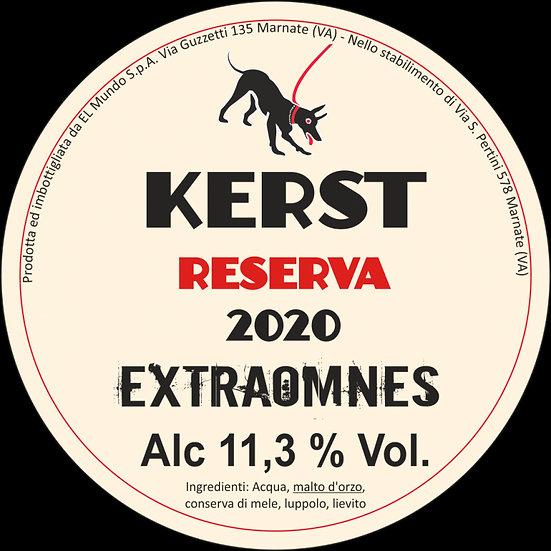 Extraomnes Kerst Reserva 2020 Cl.33