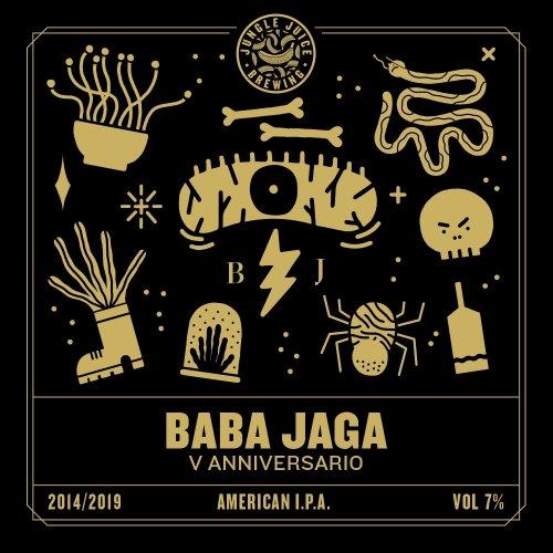 Jungle Juice Babajaga Anniversario Lattina Cl. 33