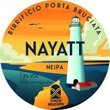 Porta Bruciata Nayatt Lattina Cl.40