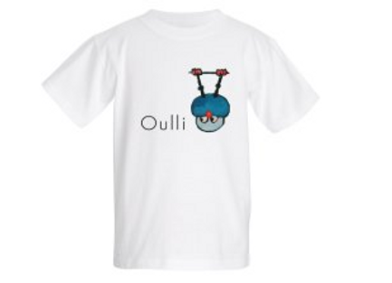 Kids T-shirt Oulli