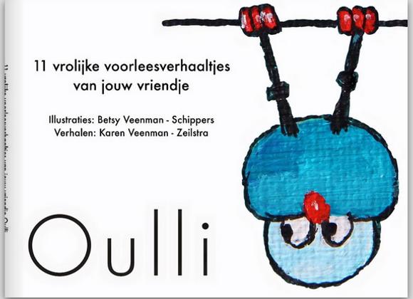 Boekje: 11 vrolijke voorleesverhaaltjes van jouw vriendje Oulli