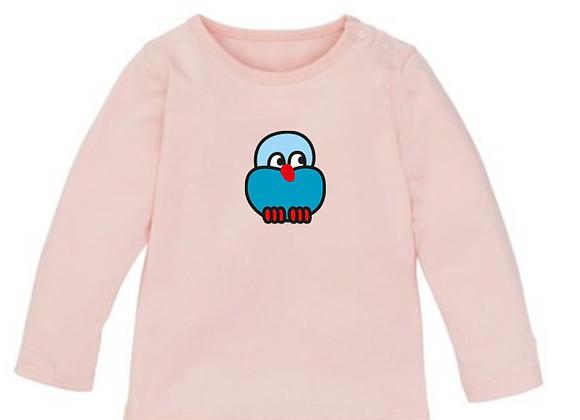 Lief Roze Oulli t-shirt