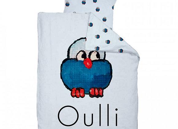 Dekbedovertrek Oulli zittend (verwachte levertijd 4-6 weken) - ledikant 100x135