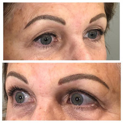 Corrective work over old brows.jpe