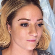 Flossing! Microblading and ombre shading
