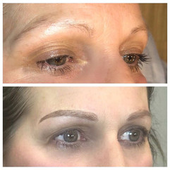 Lovely before and after for this client.
