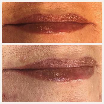 Darker rosewood color lipblush second se