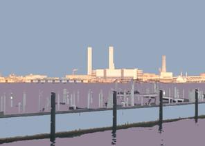 Harbor, Ashiday's Digital Art Gallery