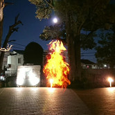 Night Fire, Ashiday's Digital Art Gallery