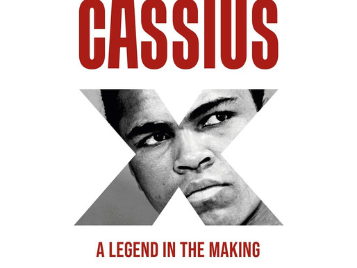 Boxing Clever: A Review of Stuart Cosgrove's Cassius X: A Legend In The Making…
