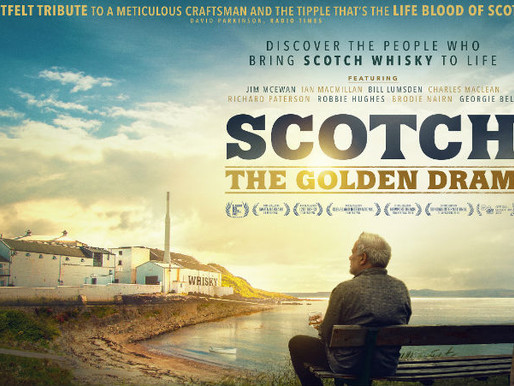 New Gold Dram: The Scots Whay Hae! Podcast Talks To Film Director Andrew Peat…