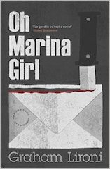 Rated Bookish: A Review Of Graham Lironi's Oh Marina Girl…