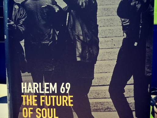 Three Is The Magic Number: A Review Of Stuart Cosgrove's Harlem '69: The Future Of Soul&
