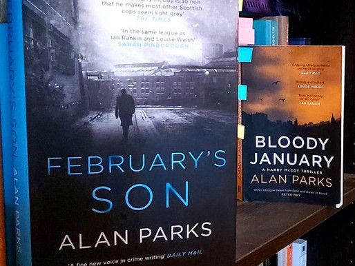 His Bloody Valentine: A Review Of Alan Parks' February's Son…