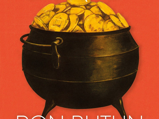 *Food For Thought: A Review Of Ron Butlin's Billionaires' Banquet…
