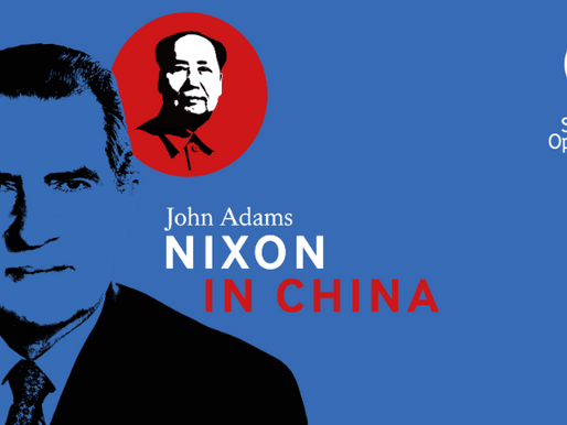 Two Tribes: A Review Of Scottish Opera's Nixon In China…