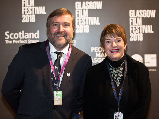 The GFF 2020 Podcasts: Festival Directors Allison Gardener & Allan Hunter…