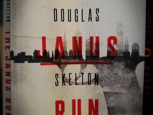 Begin Again: A Review Of Douglas Skelton's The Janus Run…