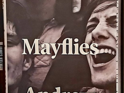 Young Guns: A Review Of Andrew O'Hagan's Mayflies…