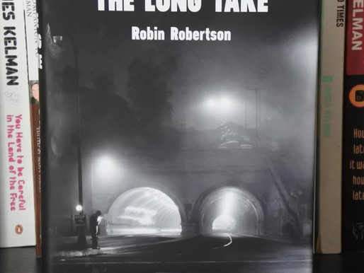 Black Magic: A Review Of Robin Robertson's The Long Take…
