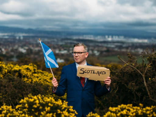 Man O' Pairts: The Scots Whay Hae! Podcast Talks To Kevin P. Gilday…