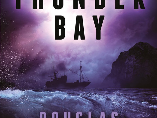 Storm Warning: A Review Of Douglas Skelton's Thunder Bay…