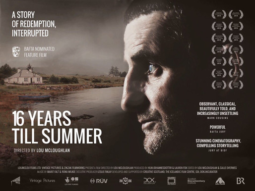 You Have Been Watching… 16 Years Till Summer