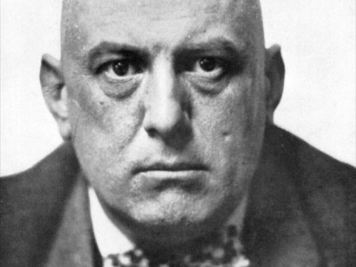 Magick Moments: The SWH! Podcast Talks To John Burns About Aleister Crowley…