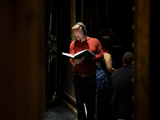 The Scottish Opera Interviews #7: Resident Stage Manager, John Duncan…