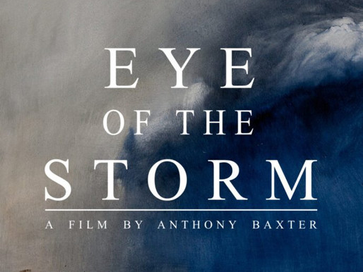 The GFF 2021 Podcasts: The Eye Of The Storm Interview…